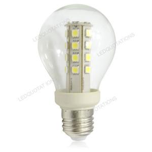 Energy Saving AC/DC 12V E26 4W Corn Bulb 27PCS SMD 5050 LED Light Lamp