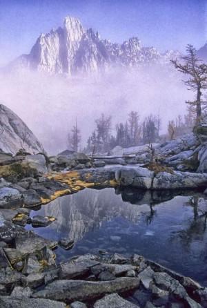 Leprechaun Lake, Washington State / All Beautiful . PLACES