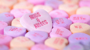 Hugs & Kisses - Wallpaper #36923