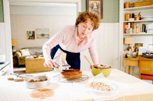 ... Streep stars as Julia Child in Columbia Pictures' Julie & Julia (2009