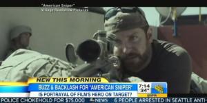 Networks: American Sniper 'Igniting Debate' as It 'Glorifies Killing'?