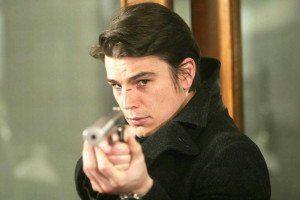 Josh Hartnett as Slevin in MGM's Lucky Number Slevin (2006)