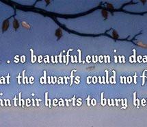 Disney Drugs Quote Snow White