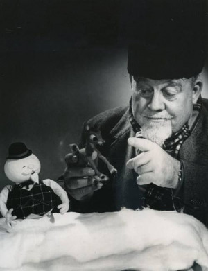 Burl Ives and friends. Holiday, Red Nos Reindeer, Friends, Rudolph The ...