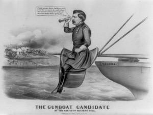 Description McClellan Gunboat Candidate Cartoon.jpg