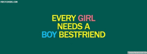 Every Girl Needs A Boy Bestfriend