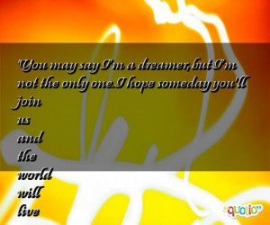 Someday Quotes