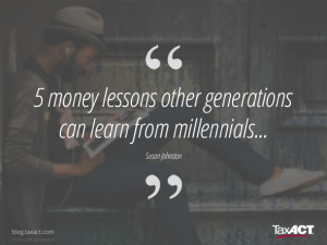 Money Lessons for Millennials Other Generations Can Learn From