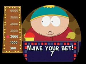 ... Thumbnail / Media File 3 for South Park - Chef's Luv Shack [NTSC-U