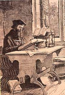 John Wycliffe Biography