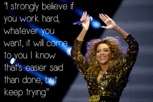 beyonce quotes about love