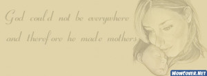 Mothers Day Quotes Facebook Cover Facebook Cover