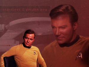 Captain James Kirk Angelushot