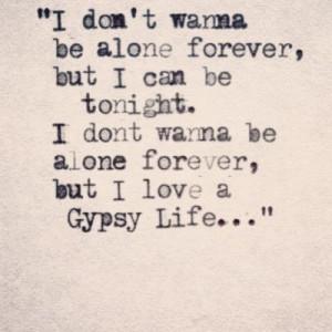 """Gypsy"""" by Lady Gaga"""