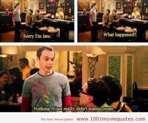 The Big Bang Theory (TV Series 2007– ) quote