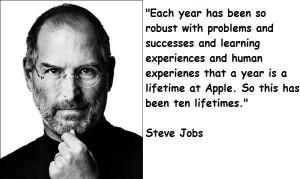 Steve jobs famous quotes 1