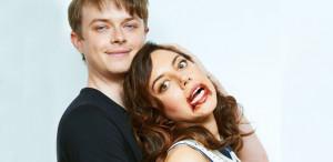 Dane DeHaan and Aubrey Plaza - exclusive
