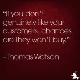 customer and more customers will revolve around you heather williams