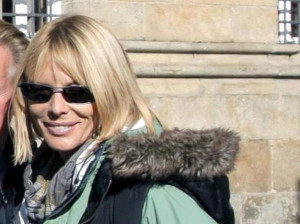 Die Kanadische Schauspielerin Deborah Kara Unger Ist Jury Vorsitzende