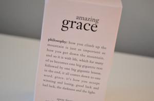 ... Amazing Grace en Living Grace. Hieronder vind je per parfum de