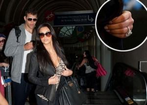 Kris Humphries: Kim Better Love The Ring!
