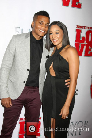 Picture Cory Hardrict And Tia Mowry At Silver Screen Theater The