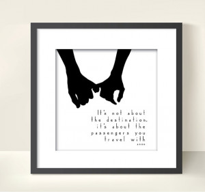 Holding Hands Family Quotes Friends and family quote
