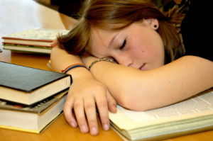 Lack of Sleep is a Nightmare for Teens
