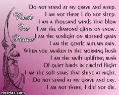 My Son in Heaven Poem | In Heaven Quotes Birthday Poem For A Grandma ...