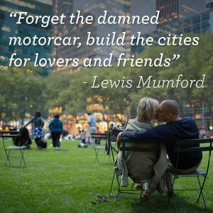 Lewis Mumford quote