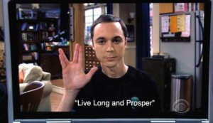 Happy Birthday by your fav Sheldon's style