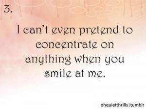 life, love, quotes, smile, text, typo