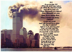 911 it was tuesday 911 when the devil came ashore to attack the ...