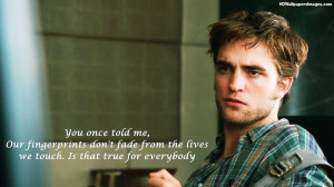 Remember Me Movie Beautiful Quotes Images, Pictures, Photos, HD ...