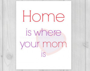 Mother Daughter Gift-Mom Quotes-Christmas Gift for Mom-Mother Quote ...