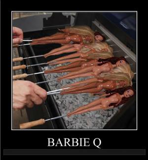 Funny Barbie - Life In Plastic Is Fantastic (2)