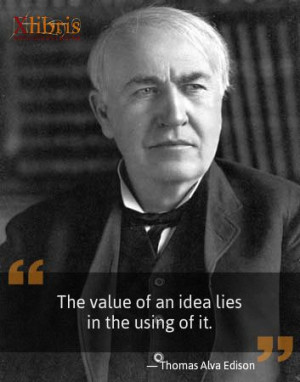 thomas alva edison # quotes
