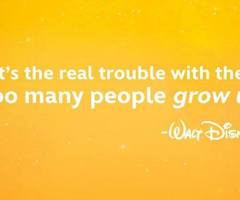 Quotes About Growing Up Too Fast Don't grow up too fast