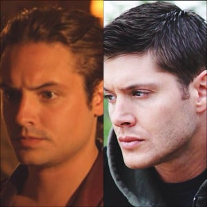Will Friedle and Jensen Ackles. Separated at birth...NOT EVEN! But I ...