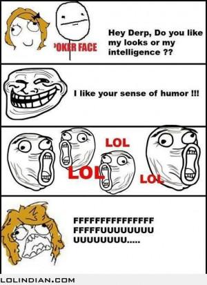 sense of humor!