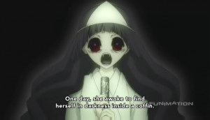 Scary Anime Ghost Thrilling and scary 16th
