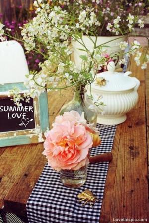 Romantic picnic BBQ