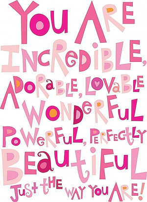 inspirational quote-for little girls