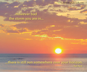 Sun and Horizon Quotes
