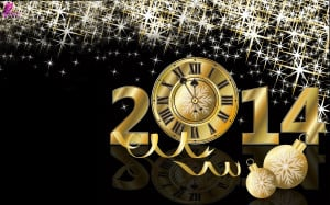 Happy New Year 2014 Wishes Quotes and Messages with 2014 Wallpapers