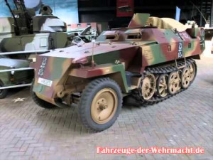 Sd.Kfz. 250 n.A. - Militracks Overloon - 2011-05-14