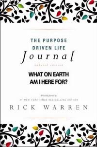Purpose Driven Life Journal (10th Anniversary)