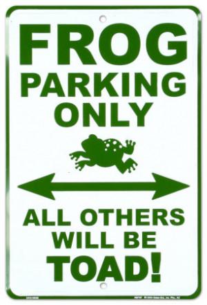 Frog Sayings To Make You