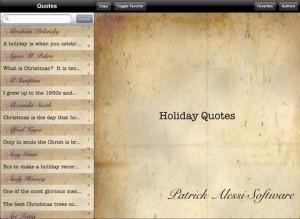Holiday Season Daily...