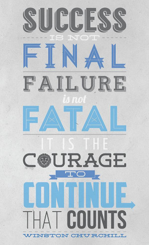 quotes about success and failure